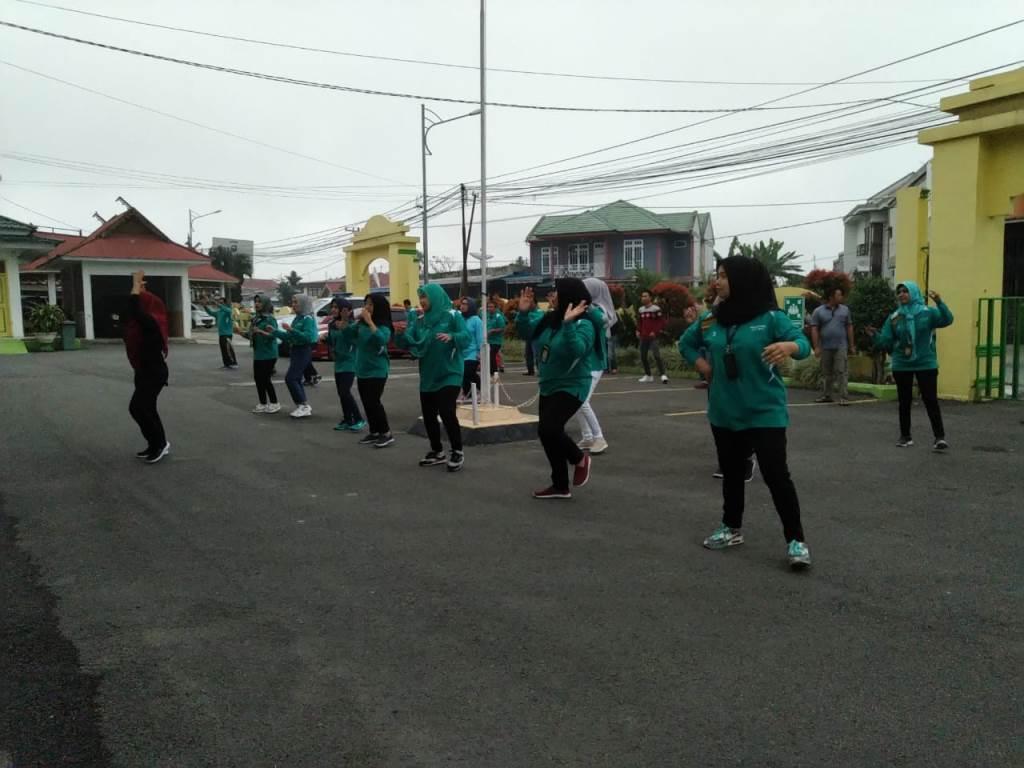 Jum'at Sehat Pengadilan Negeri Sungai Penuh